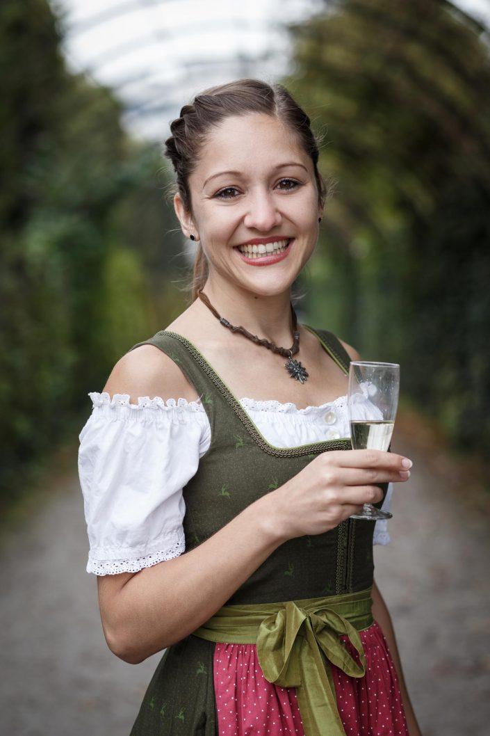 Junggesellinnenabschied Salzburg Dirndlkleid, Christian Streili Photography