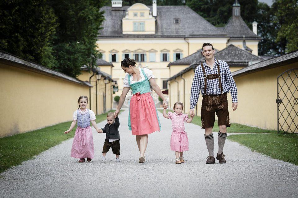 Fotogutschein für ein Fotoshooting in Salzburg