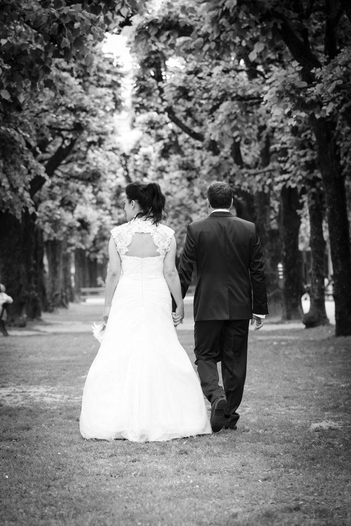 Hochzeitsfotos Salzburg Mirabellgarten, Christian Streili Photography