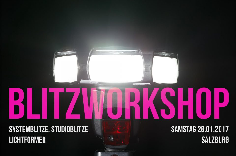 Blitzworkshop Salzburg