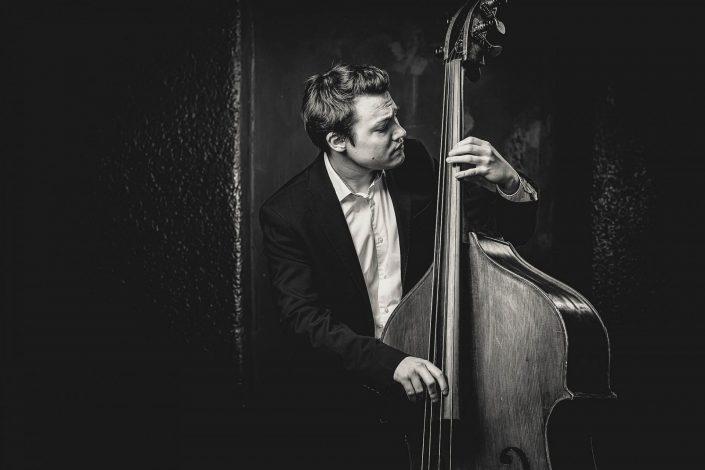 Musikerportrait Lukas Kranjc