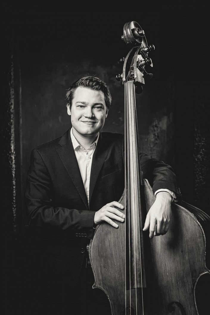 Portraitfoto Musikerportrait Salzburg Lukas Kranjc, Christian Streili Photography