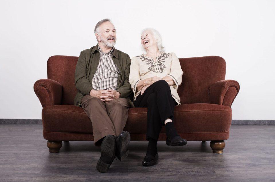Fotoasustellung Couples von Christian Streili