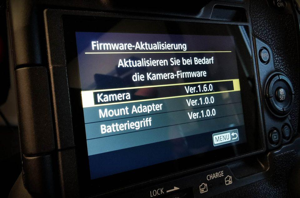 Firmware update Service Salzburg