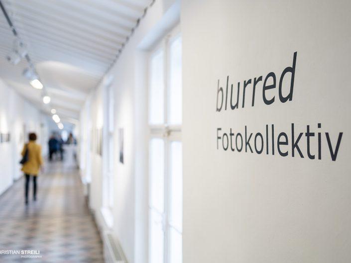 Fotoausstellung Blurred