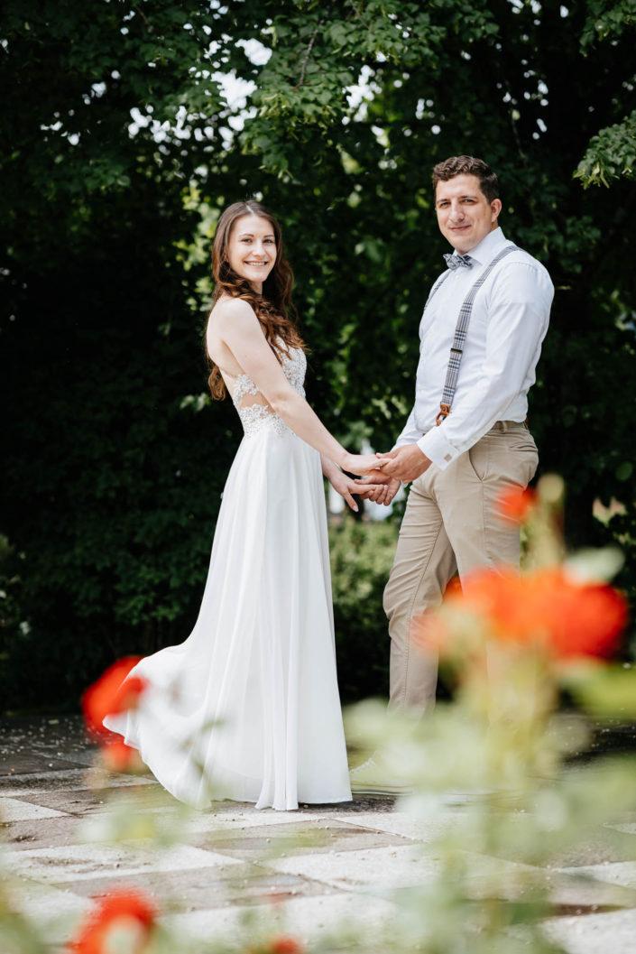 Hochzeitsfoto Salzburg Fuschlsee / Hochzeitsfotograf Salzburg Christian Streili