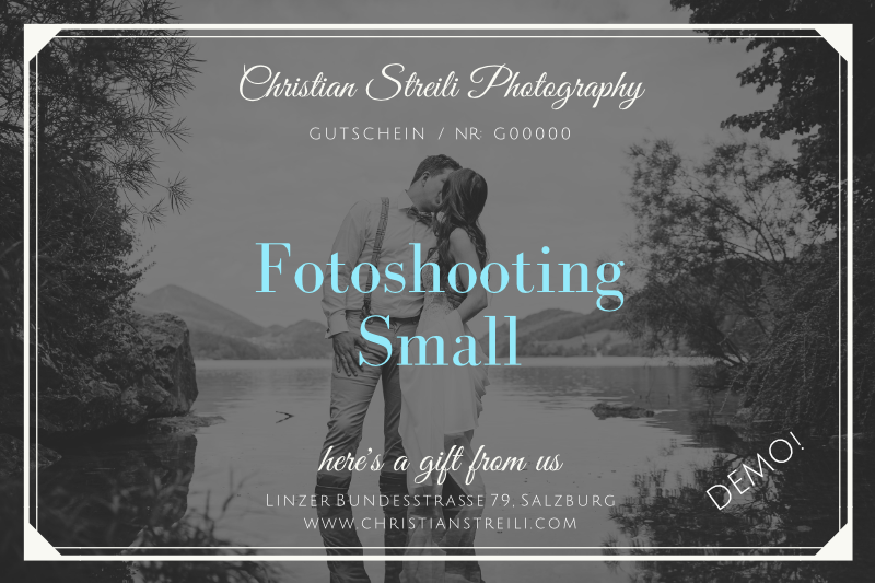 Fotogutschein Salzburg - Christian Streili Photography - Fotograf salzburg